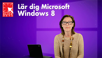Ny e-kurs om Windows 8.1
