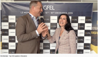 Video interview with GFEL awardee Erik Bolinder about Klick Data LMS